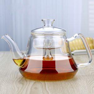 CUPPA Jarra de vidrio para té